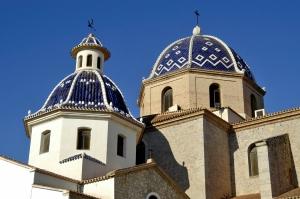 Altea, Plaça de la Església
