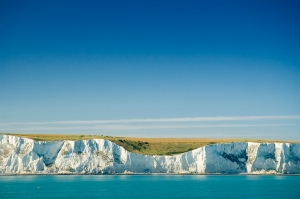 Cliffs of Dover: Pure White Calcium Carbonate