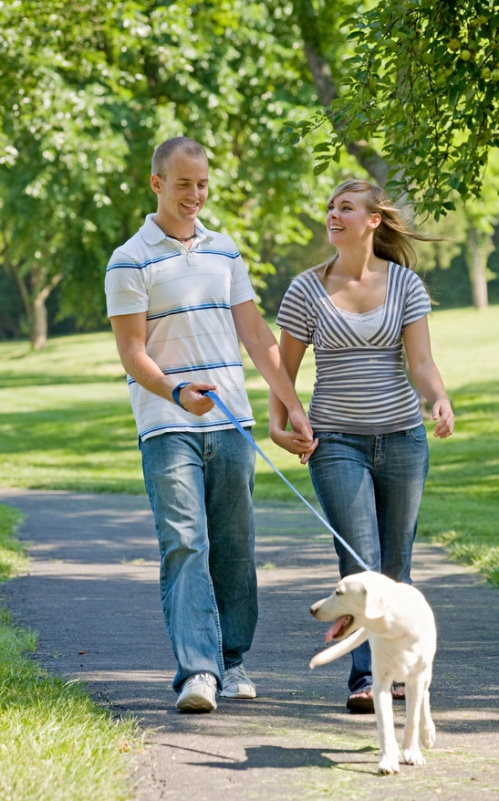 Even walking helps with blood sugar control