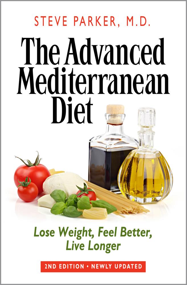 Advanced Mediterranean Diet Book Trailer