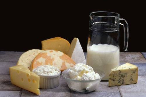 Full-fat cheese