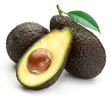 These are Hass or California avocados (the other common one in the U.S is the Florida avocado)