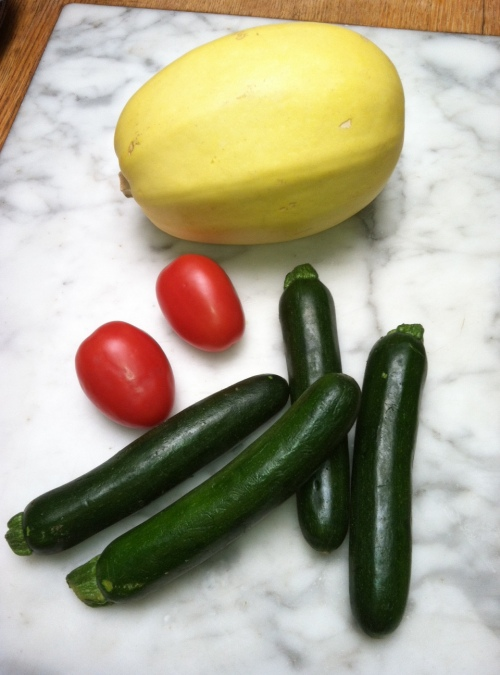 Some non-starchy low-carb vegetables