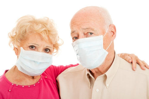 elderly, face mask, surgical mask, corona, epidemic, pandemic, couple